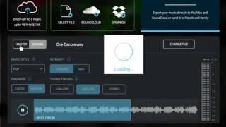 Free Online Audio Mastering Website