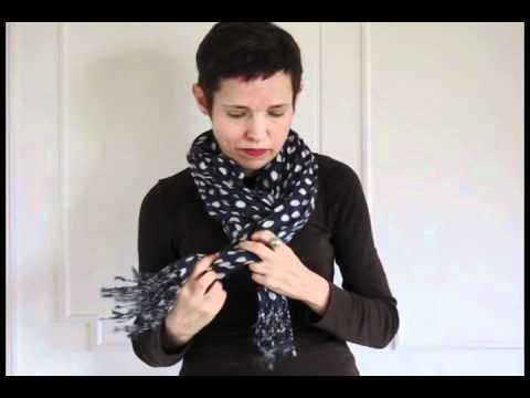 My Secret Source For Parisian Scarves Ways To Tie Them