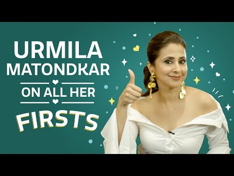 Urmila Matondkar on all her Firsts | Bollywood | S01E04 | Pinkvilla | Lifestyle