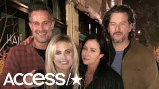 Sarah Michelle Gellar & Shannen Doherty Went On The 'Perfect' Double Date | Access