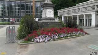 Bagnères-de-Luchon (31) - Les thermes