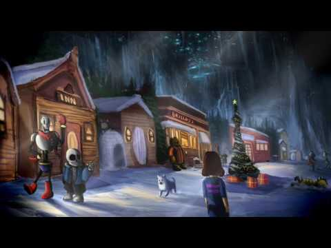 Snowdin Town [Undertale]~Music Box Version