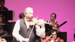 Mendelssohn, Violin Concerto (Allegro Part 2 of 2). OCIM. Dmitry Sitkovetsky.