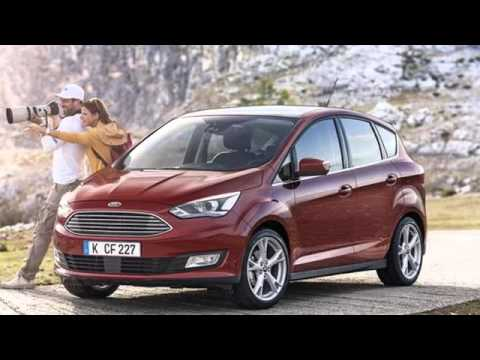 2017 ford c max all new car model youtube. Black Bedroom Furniture Sets. Home Design Ideas