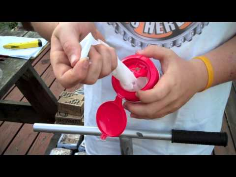 Best Rubber Grips for BMX Scooters Everything - How To Install ODI Long Neck 4 Colors