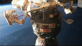 Sospecha de sabotaje en la Estación Espacial  Internacional