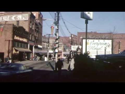 BROWNSVILLE, PA DRIVE THROUGH  NOV  1972