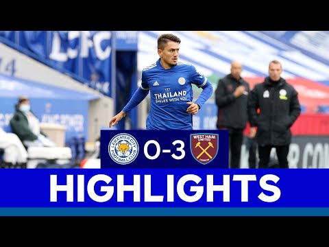 Leicester West Ham Goals And Highlights