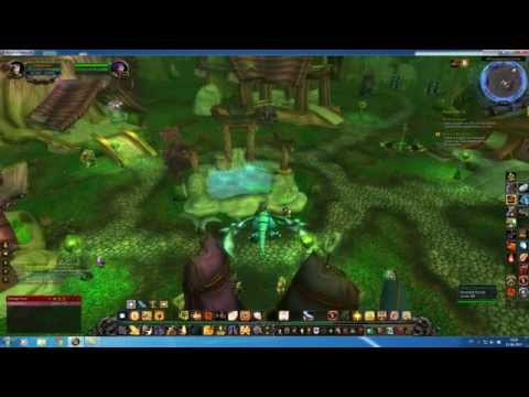 World Of Warcraft quest - Nature and Nurture