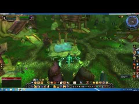 World Of Warcraft quest - Nature and Nurture