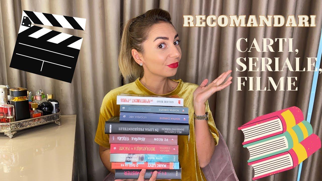 RECOMANDARI | Carti, Filme & Seriale ??
