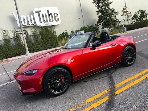 askmotomantv 2016 mazda miata mx5 nd second drive. Black Bedroom Furniture Sets. Home Design Ideas