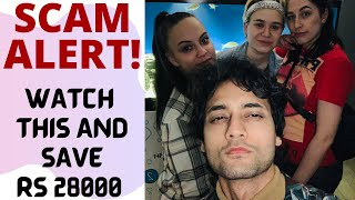 SCAM ALERT! Got Scammed For Rs 28000 In St Petersburg I Wingman Russian Girls, Nightlife & Clubbing