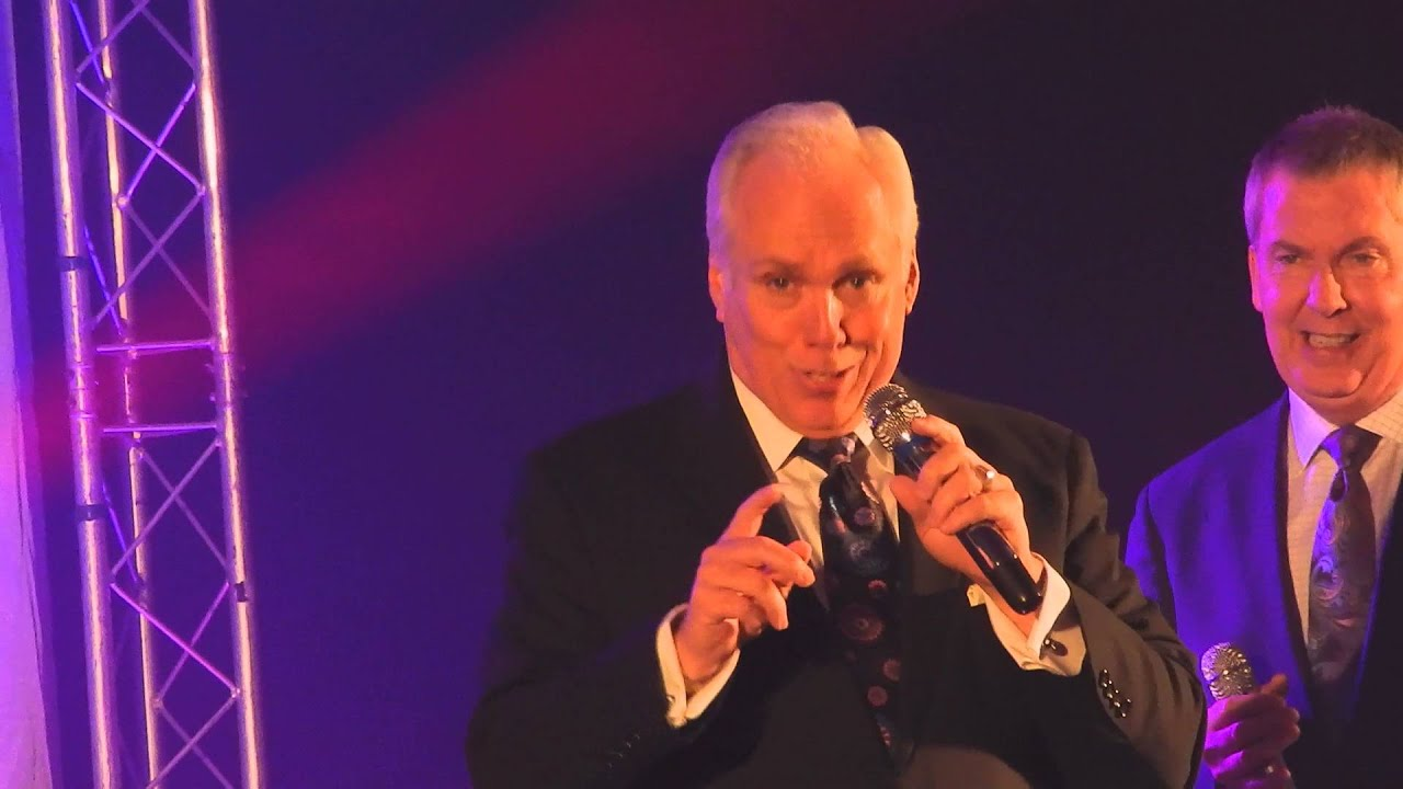 Mark Trammell Quartet sings God's Been Faithful