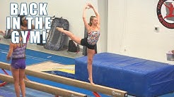 Back in the Gym! - Whitney Bjerken