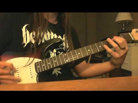 Fear Factory - Pisschrist (Guitar Cover)
