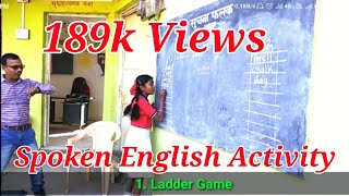 The Ladder Game   Spoken English Activity | English Games For Kids