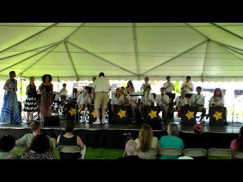 5 Star Jazz Band Kauffman 2015