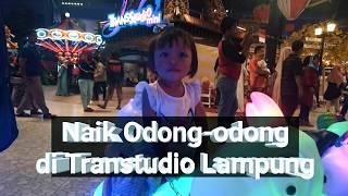 Naik Odong Odong di Transstudio - Main Odong Odong - SERU!!!