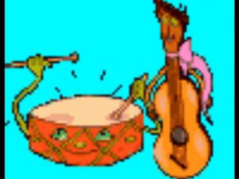 the hingerotzt instrumental