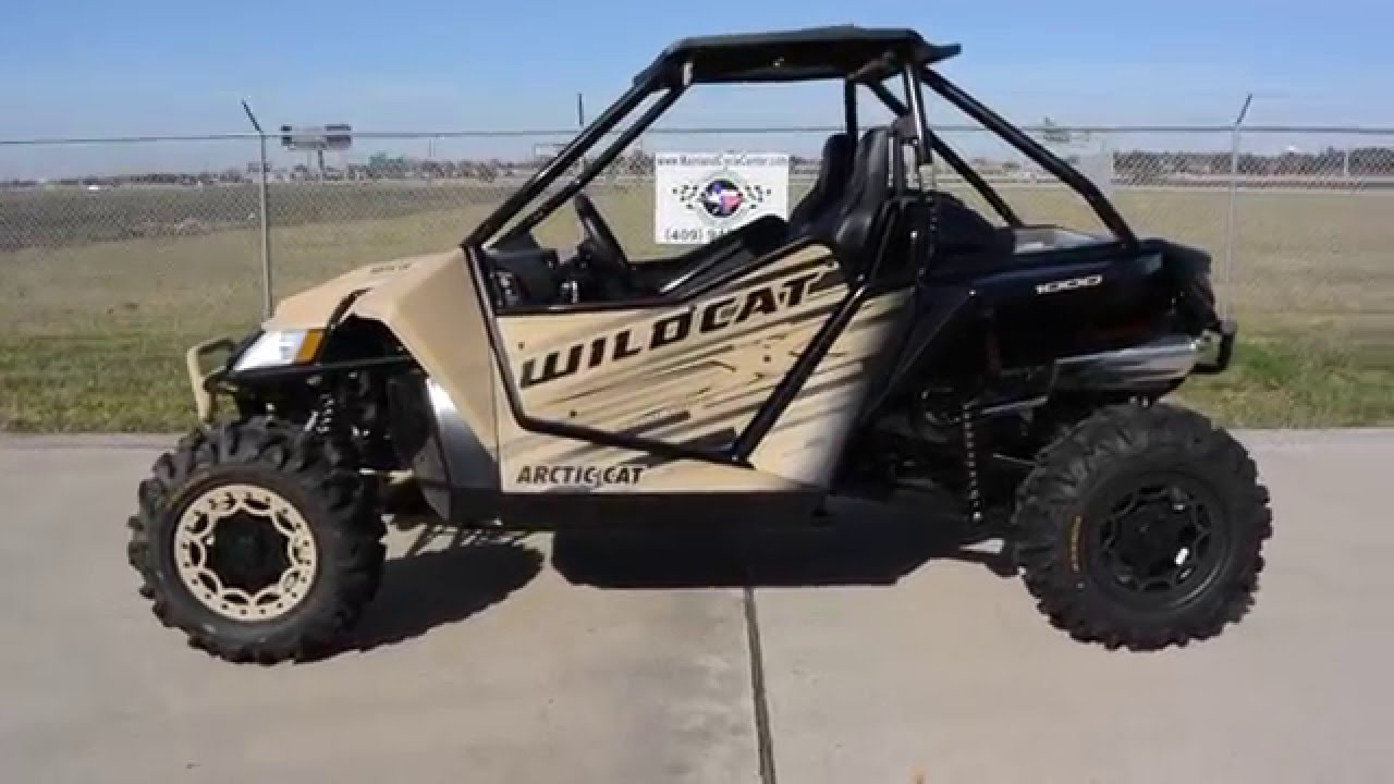 2013 arctic cat wildcat 1000 ltd uu077 019 youtube.