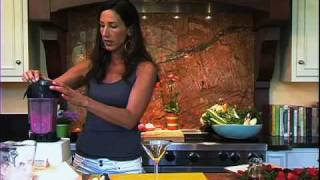 Raspberry Cosmo: Raw Food Recipe