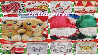 ⛄🎄🎀👑🛒🤩 All NEW Dollar Tree Christmas Decor Shop With Me!! New Amazing Finds & Deals!! Must See!👑🎀🎄⛄🤩