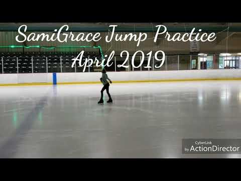 4/2019 Practice Ice Jumps