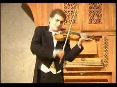 Nikolay Madoyan - Eugène YSAŸE Sonate No.3 Ballade