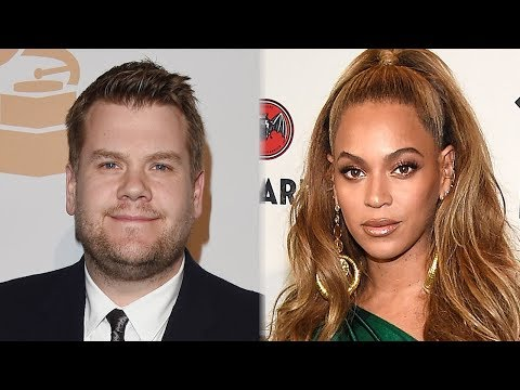 Download Youtube: James Corden Names Newborn Baby Daughter Beyonce?