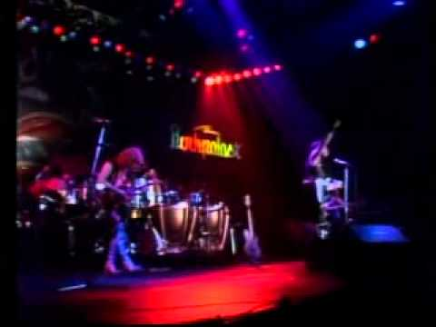 Rick James - Super Freak Live