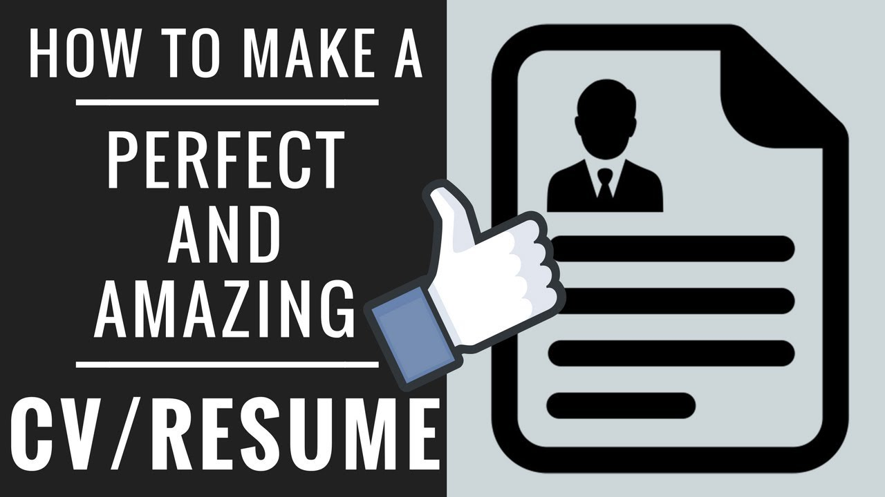 How To Write a Professional CV   Resume format in MS Word   Tips & Tricks in Urdu/Hindi