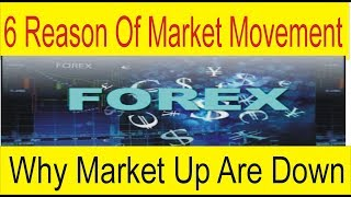 Top 6 Reasons of Market Movement   Why Forex Market Go Up And Down Tani Forex Tutorial in Urdu Hindi
