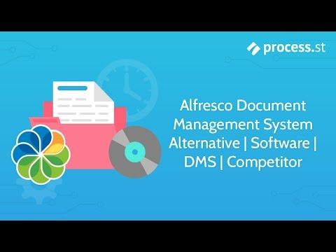Alfresco Document Management System Alternative | Software | DMS | Competitor