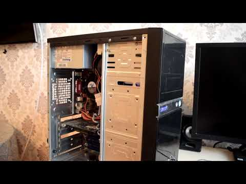 Установка Windows XP на старый компьютер
