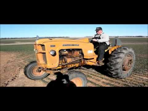 Minneapolis Moline 445 tractor for sale | sold at auction February 10, 2016