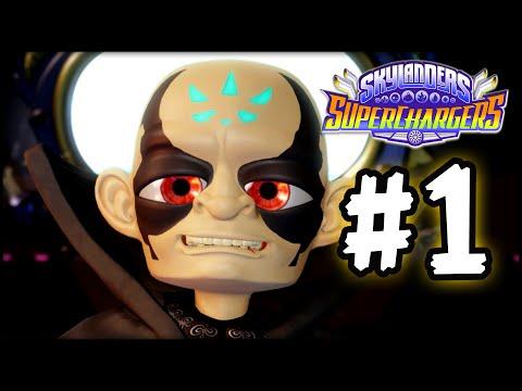 Skylanders SuperChargers - Gameplay Walkthrough - Part 1 - The Great Escape!