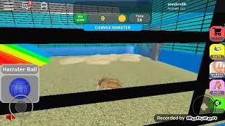 O zi a lui hamster Roblox Story