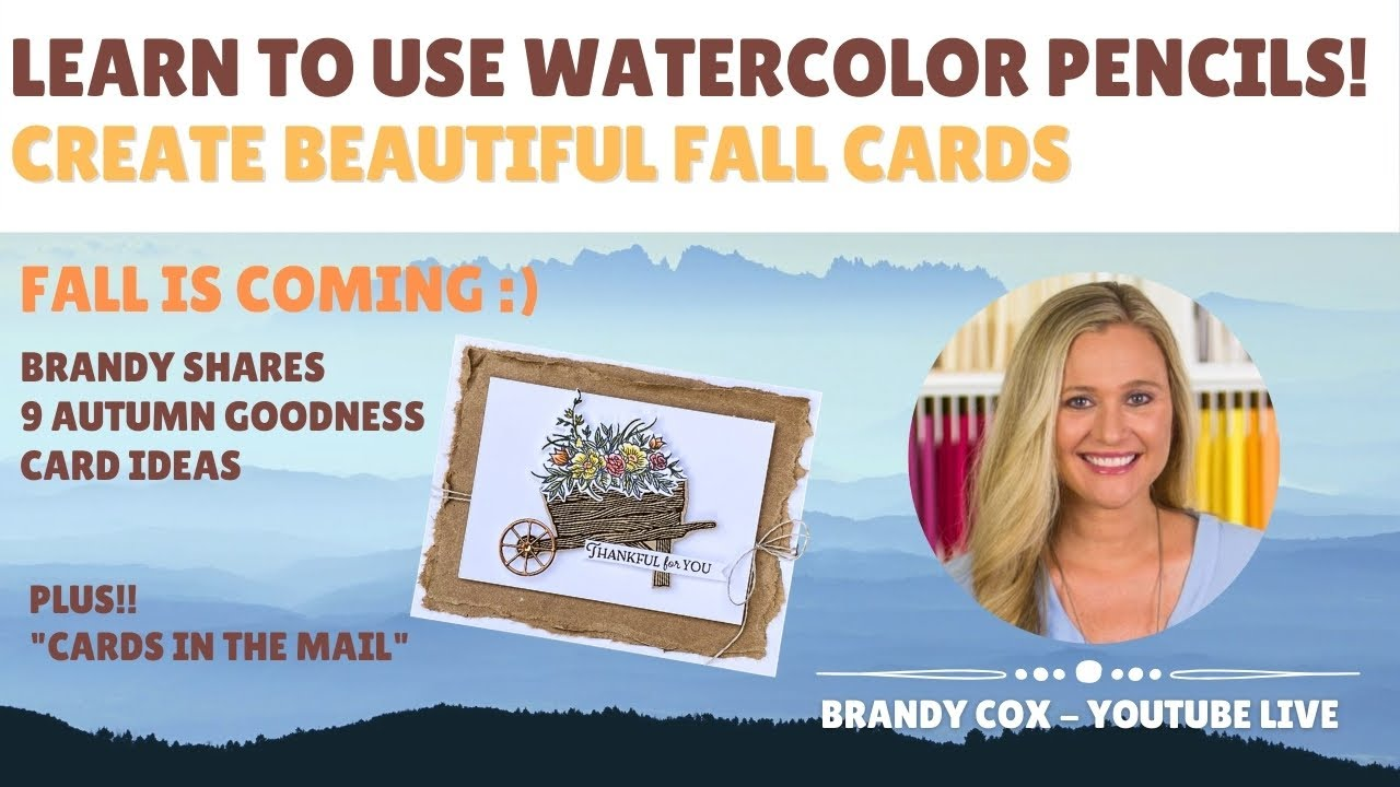 Brandy Cox Christmas Cards 2020 Cards in the Mail   with Brandy Cox, (Aug. 28, 2020)   YouTube