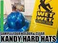 ALLKANDY IS BACK ... Carribean Teal.. Limited  Custom HARD HATS
