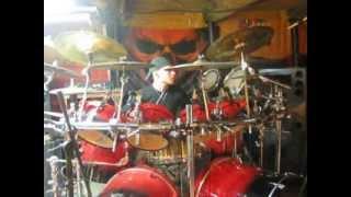 WhiteSnake (Here I Go Again) Drum Cover