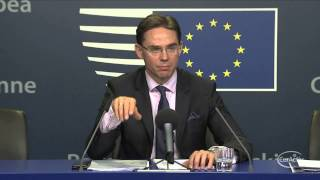 Katainen: No Efficiency Ring-fence In Juncker Investment Plan