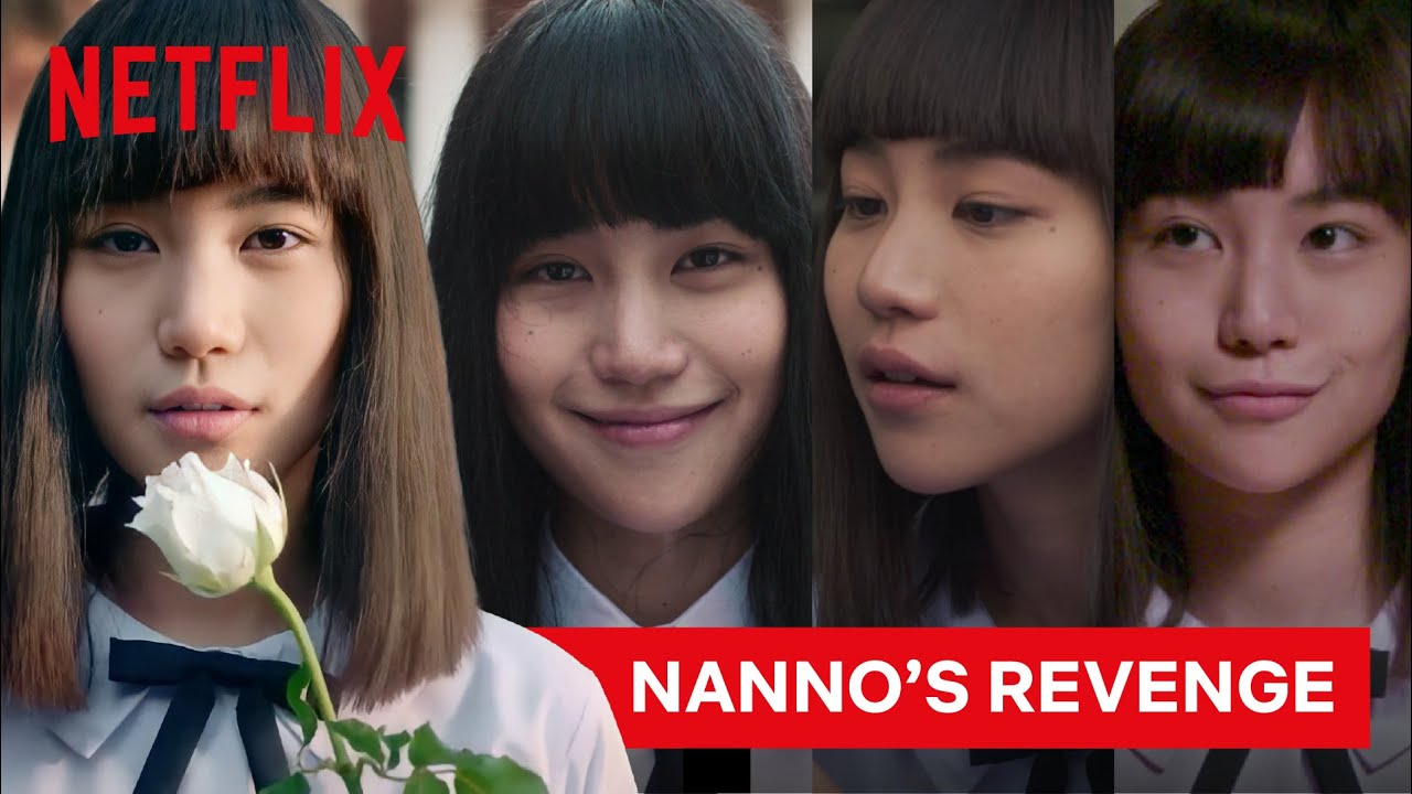 Download Cute but Deadly! Nanno and Her Sweet Revenge 😈 | Rewind: Girl From Nowhere | Netflix