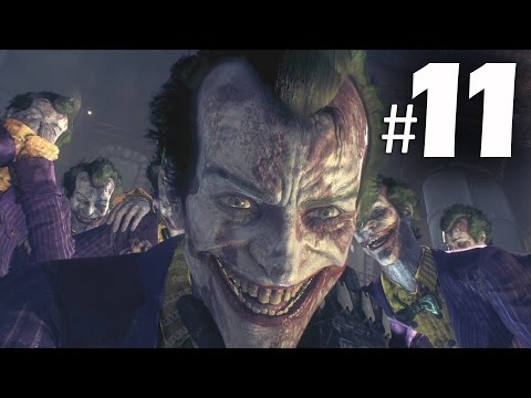Batman Arkham Knight Part 11 - Stagg - Gameplay Walkthrough PS4