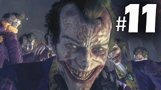 Batman Arkham Knight Part 11 - Stagg - Gameplay Walkthrough PS4