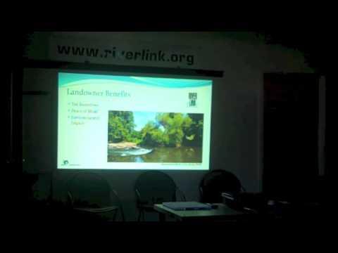 30 Years Celebration Salon  Land Trusts, Conservation Easements
