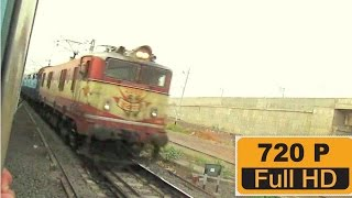 [IRI]  Angry ET WAM4 with Jabalpur - Indore Overnight Express near Bhopal
