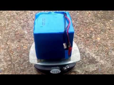 Electric Bike Battery 48v 20ah Lithium ion