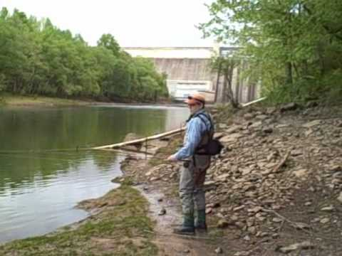 Trout fishing on the little red river heber springs ar for Fishing in arkansas