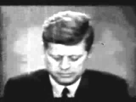John F Kennedy Radio and Television Report to the American People on the Berlin Crisis (Part 1)